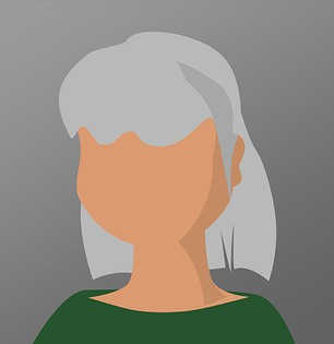 Woman Client Icon