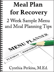 Meal Plan and Sample Menu for How to Break a Sugar Addiction